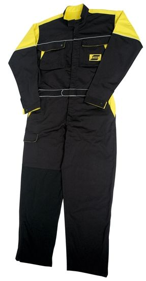 ESAB Flame Resistant yellow/black Welding Coveralls