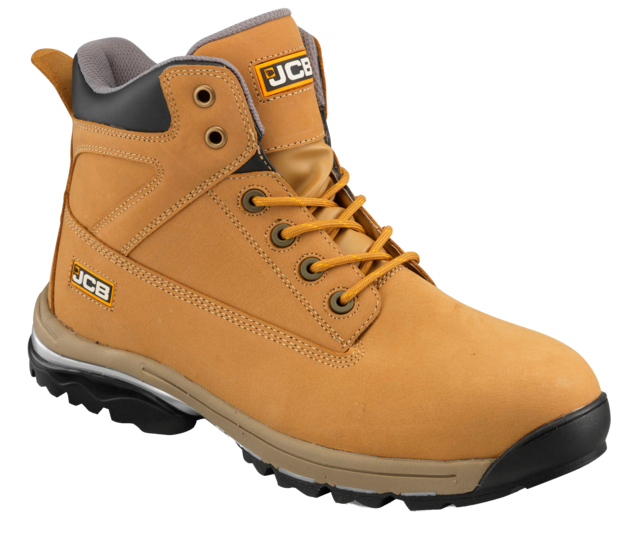 Jcb Workmax Honey Safety Boots