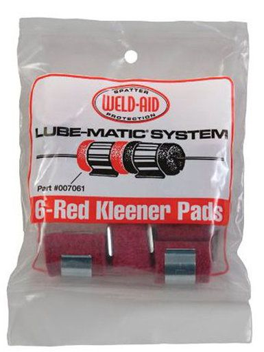 lube matic pads