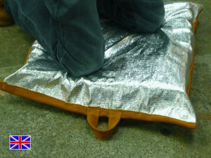 tusker Welding  Cushion