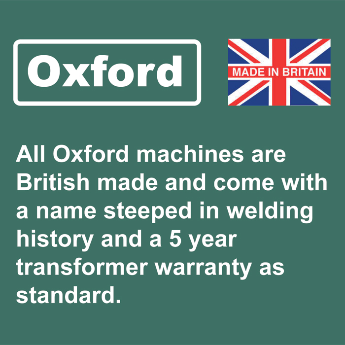Oxford welding machines